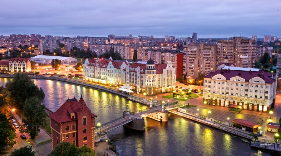 ABB opens Russia's first engineering center in Kaliningrad