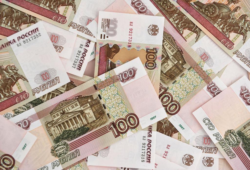 100-ruble banknotes get special varnish coating