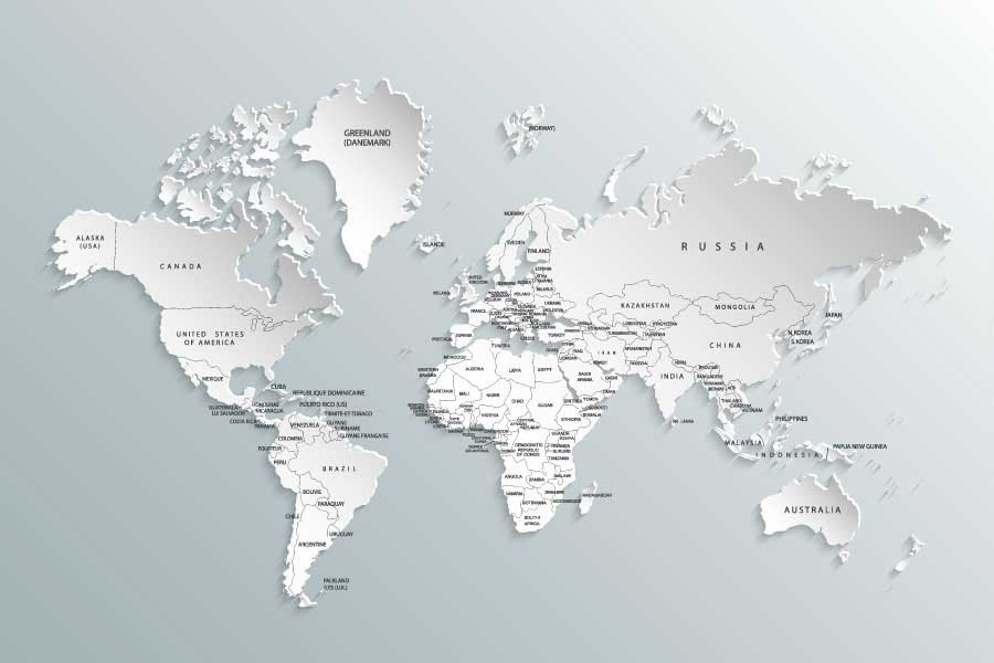 Scientists To Create 3d World Map
